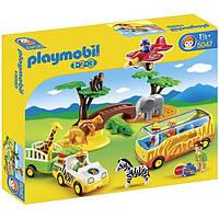 Конструктор Playmobil 5047 Cафари, фото 1