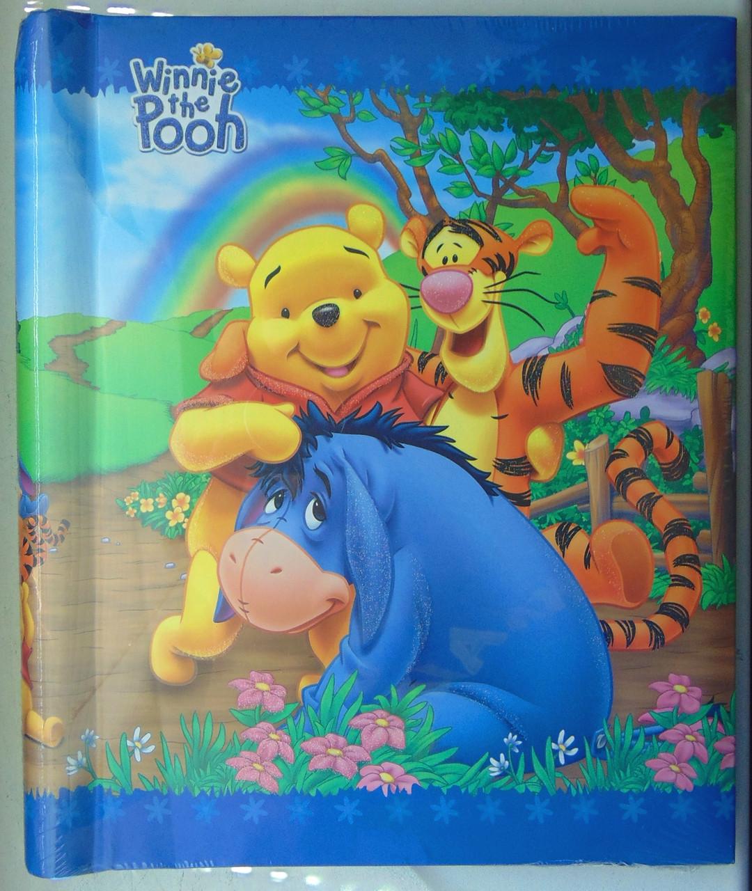 """Фотоальбом """"Винни-Пух (Winnie-the-Pooh)"""" с магнитными листами (40 страниц)"""