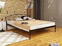 Кровать металлическая  ЖАСМИН ЭЛЕГАНТ-1 (JASMINE ELEGANCE-1)  ТМ Метакам