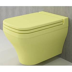 Унітаз підвісний BOCCHI SCALA ARCH лимонний 1080-026-0129