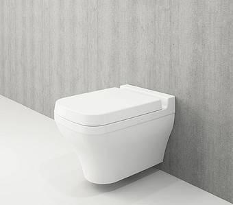 Унітаз підвісний BOCCHI SCALA ARCH білий 1080-001-0129