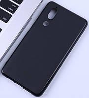 Чехол бампер силиконовый для Sharp Aquos S2 Black