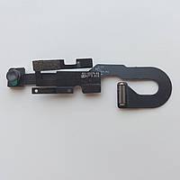 Шлейф для Apple iPhone 7, подсветки дисплея, с камерой, с микрофоном