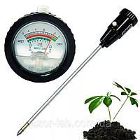 Анализатор почвы ZD-06 (РН: 3-8; RH: 10-80%) для измерения кислотности и влажности, фото 1