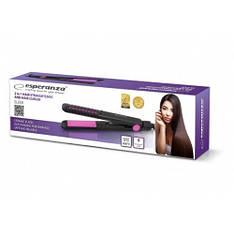 Утюжок плойка 2 в 1 для волос Esperanza, утюжок выпрямитель для волос, плойка