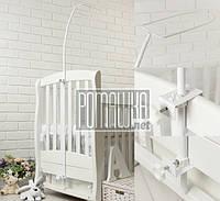 Качественная опора для балдахина Польша стойка подпора кронштейн подставка для балдахина на в детскую кроватку