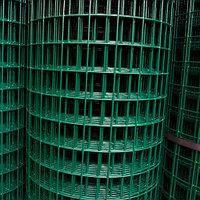 Сетка Сварная оцинкованная в Полимере (ячейка 50х50мм) 1,5м х30м