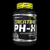 Креатин моногидрат BioTech Creatine pHX (210 caps)