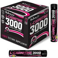 Л-карнитин BioTech L-carnitine 3000 (20amp*25 ml)