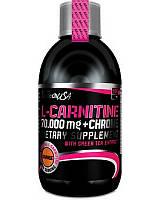 Л карнитин BioTech L-carnitine + Chrome 70000 500 ml