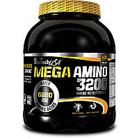 Аминокислотный комплекс BioTech Mega Amino 3200 (500 tabs)