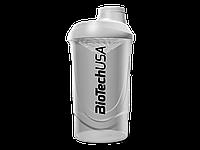 Шейкер BioTech Shaker Wave Opal White (600 ml)