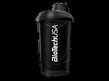 Шейкер BioTech Shaker Wave Panther Black (600 ml)