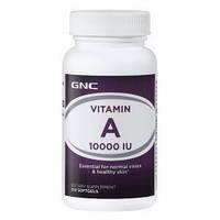 Витамин А GNC VIT A 10000 (100 caps)