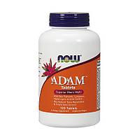 Витамины для мужчин NOW Adam (120 tabs)