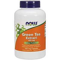 Зелёный чай NOW Green Tea Extract (100 caps)