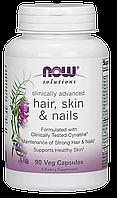 Здоровье кожи, волос и ногтей NOW Hair, Skin and Nails (90 caps)