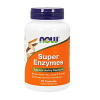 Энзимы NOW Super Enzymes (90 caps)