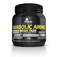 Аминокислотный комплекс Olimp Anabolic Amino 9000 Mega Tabs (300 tabs)