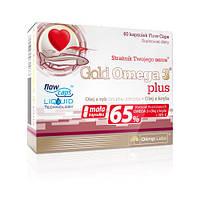 Риб'ячий жир Olimp Gold Omega 3 Plus (60 caps)