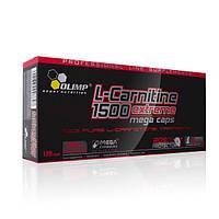 Л-Карнитин Olimp L-carnitine 1500 Extreme Mega Caps (120 caps)
