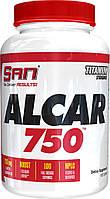 Л-карнитин  SAN ALCAR (Acetyl-L-Carnitine) (100 caps)