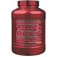 Говяжий(мясной) протеин Scitec Nutrition 100% Beef Concentrate (2 kg)