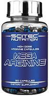 Предтренировочный комплекс Scitec Nutrition Mega Arginine (90 caps)
