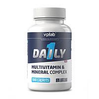 Витамины и минералы комплекс VP Labs Daily 1 (100 caplets)