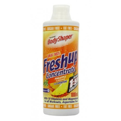 Енергетик Weider Fresh Up Concentrate + Carnitine (1 l)