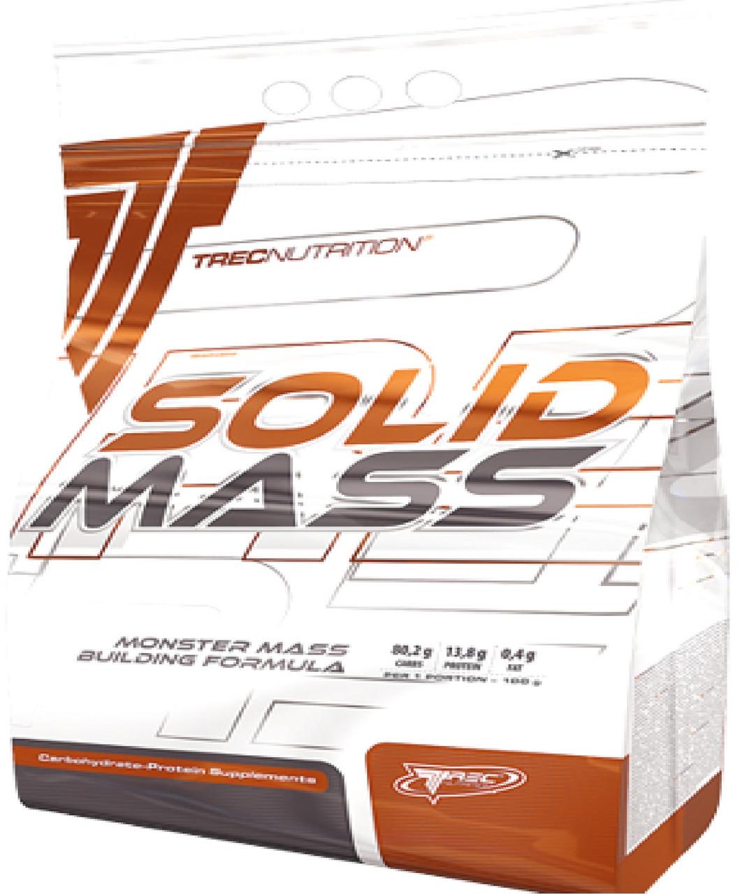 Купити для набору маси TREC Nutrition Solid Mass (5,8 kg)