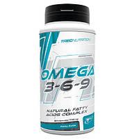 Омега TREC Nutrition Omega 3-6-9 (60 caps)