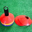 Набор конусов для тренировок Besteam 5 сm , фото 2