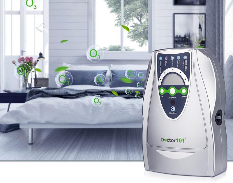 """Мощный озонатор 500 мг/час Дезинфектор воды и воздуха  """"Premium-101"""""""