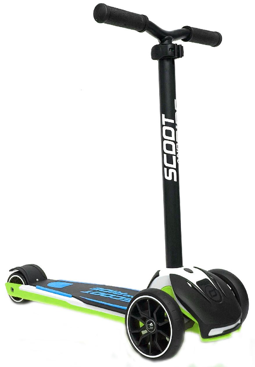 Самокат Scoot&Ride серії Highwaykick-5 синій, 5+, до 80 кг (SR-180524-BLUE)