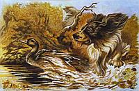 Полювання з бурштину
