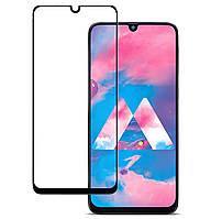 Защитное стекло 5D Full Glue для Samsung Galaxy A70 (2019) SM-A705F Black (Screen Protector 0,3 мм)