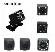 Smartour Автомобильная камера заднего вида 8 Led светодиодная подсветка