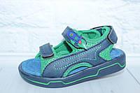 Легкие босоножки спортивного типа для мальчика тм Tom.m, р. 21,25, фото 1