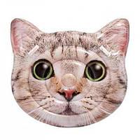 Плотик 58784 (6шт) Кошка, 147-135см, ремкомплект, в кор-ке,