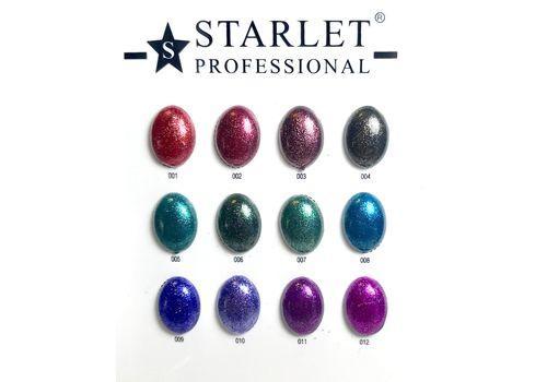 Гель-лак Platinum Shine 002 Starlet