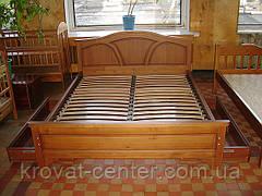 Другие деревянные кровати (массив - сосна, ольха.)