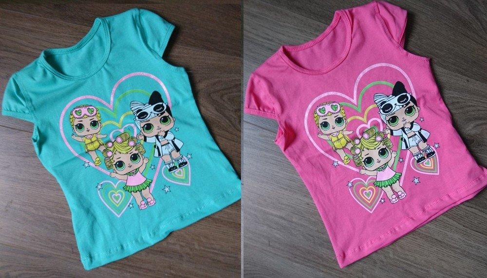 Блуза детская летняя