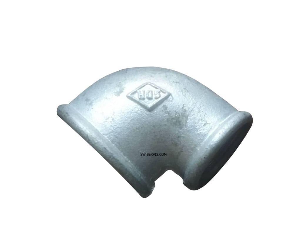 Отвод редукционный ду40*15 мм