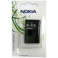 Аккумулятор для мобильного телефона Nokia BL-5CА/СB