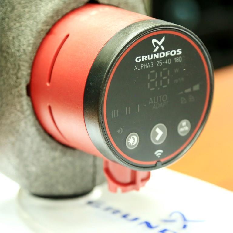 Циркуляционный насос Grundfos Alpha2 25-40 180