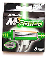 Лезвия для бритвы Gillette Mach3 Power