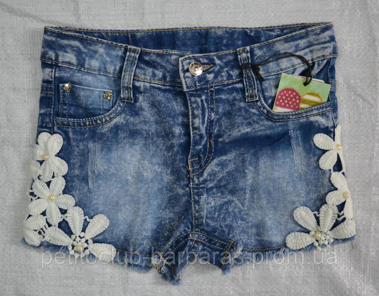Детские джинсовые шорты (GLO-Story, Венгрия)