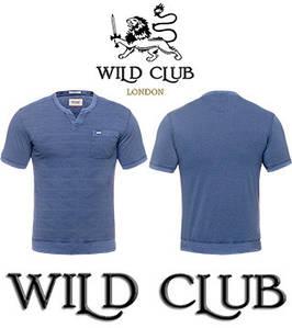 Рубашка мужская поло Wild Club 137021