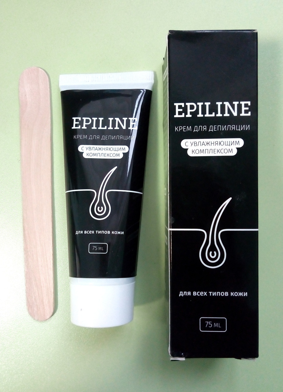 Epiline - Крем для депіляції (Эпилайн)